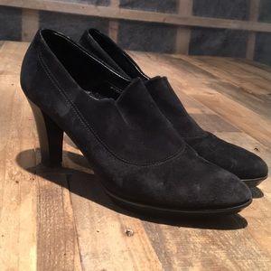 Aquatalia Black Boots